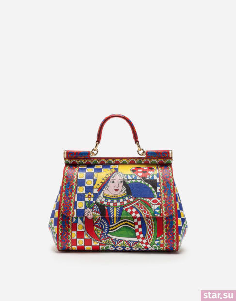 разноцветная сумка весна-лето 2018