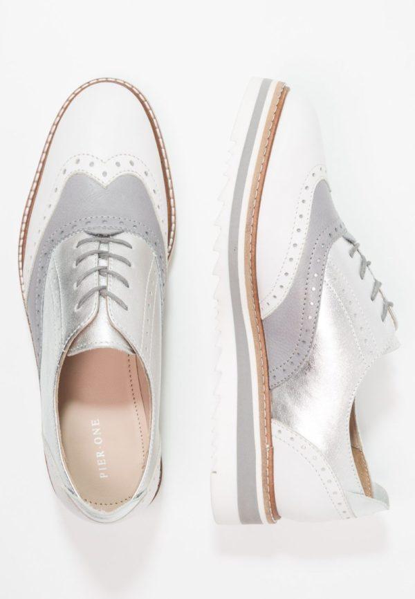 белая обувь без каблука