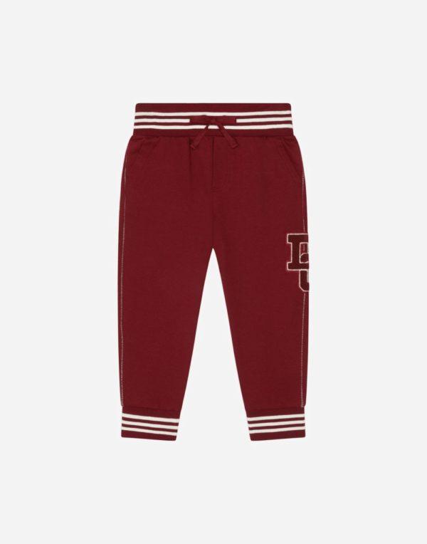 спортивные бордовые штаны
