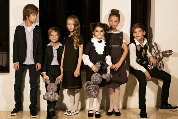 дети образы в костюмах