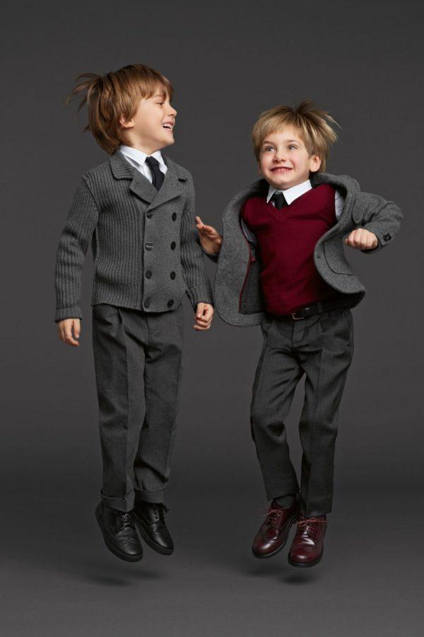 Детская мода осень