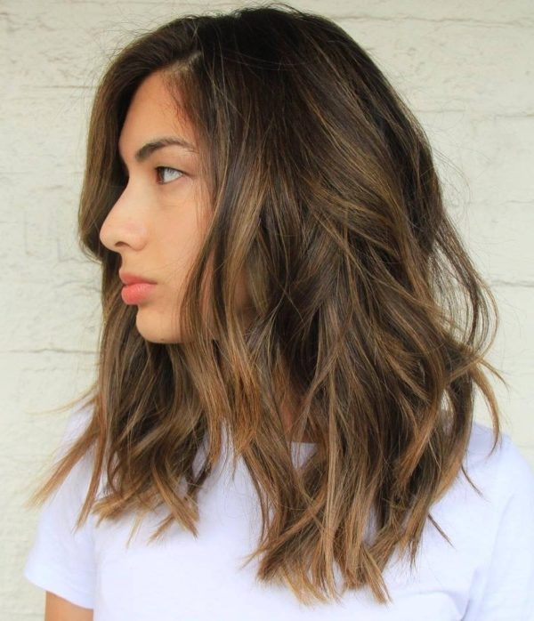 Красивые прически на каждый день: на средние волосы