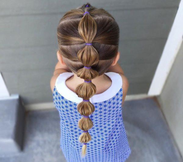 Красивые прически на каждый день: для девочек