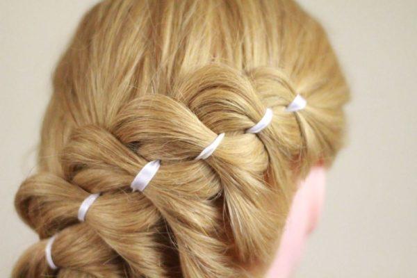 Красивые прически на каждый день: плетение кос