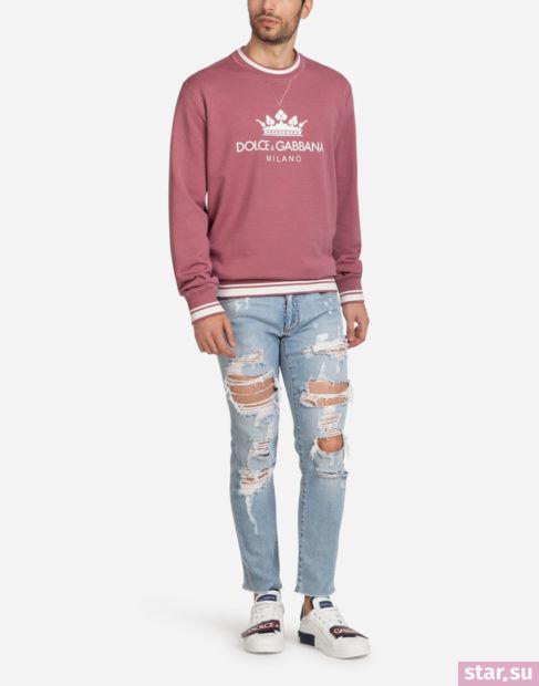 Мужская мода весна лето 2018