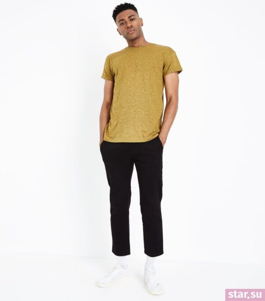 Модный мужской образ на лето 2018