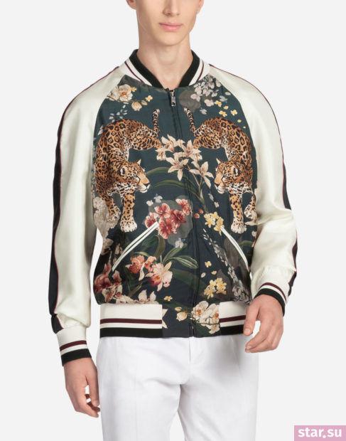 цветная куртка весеннее-летнего сезона 2018
