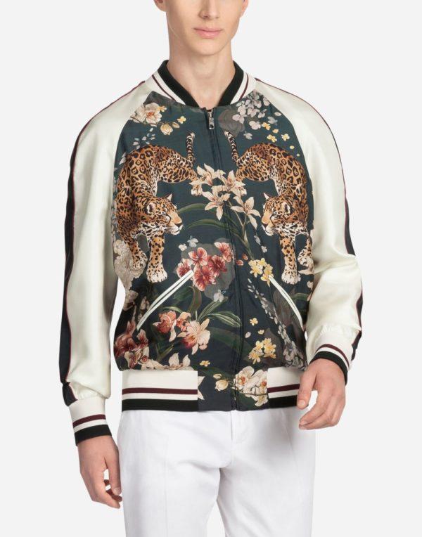 цветная куртка весеннее-летнего сезона