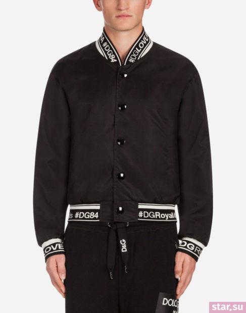 черная куртка весеннее-летнего сезона 2018