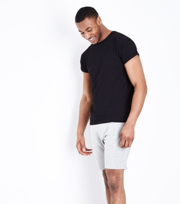 Модные мужские серые шорты сезона весна-лето 2019